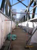 brucken-und-uberfuhrungsbauwerke/164145/auf-der-neuen-saalebruecke-in-rossbach Auf der neuen Saalebrücke in Roßbach, die noch neben der alten Brücke steht; 16.10.2011 (Foto: Hans Grau)
