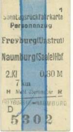 fahrkarten/116153/sontagsfahrkarte-vom-24091987-von-freyburg-nach Sontagsfahrkarte vom 24.09.1987 von Freyburg nach Naumburg Hbf. (Sammlung: Mario Fliege)