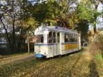 strasenbahn-naumburg/177715/tw-37-am-30102010-am-marienring Tw 37 am 30.10.2010 am Marienring in Naumburg. (Foto: Mike Ewald, ringbahn-naumburg.de)