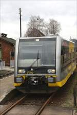 2009/36368/-im-bf-vitzenburg-wartete-bereits ... Im Bf Vitzenburg wartete bereits 672 913 als RB25879 auf die Kreuzung mit unserem Zug.  ...