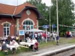 2009-07-12---4-unstrutbahnfest-naumburg/45453/unstrutbahnfest-2009-am-1207-im-bahnhof Unstrutbahnfest 2009 am 12.07. im Bahnhof Naumburg Ost; (Foto: Ralph Kuke)